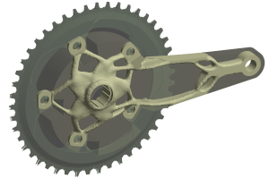 Getriebe-Belastung