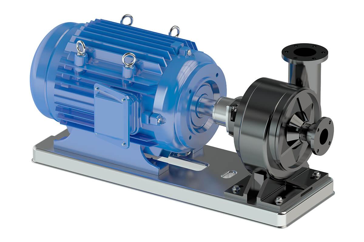 Maschinenbau Pumpe
