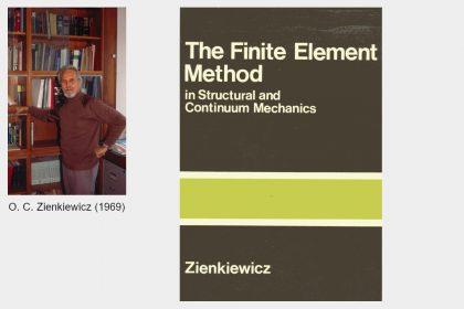 Geschichte der Finite-Elemente-Methode | Zienkiewicz war Pionier der Finite-Elemente-Methode und hat das erste Standardwerk als FEM Lehrbuch geschrieben